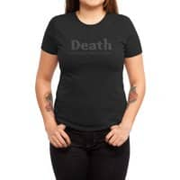 Death, our nation's number one killer - womens-triblend-tee - small view