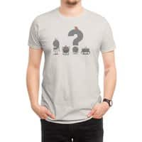 Punktuation Mark - mens-regular-tee - small view