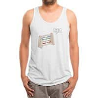 The Ever Reliable Abacus - mens-triblend-tank - small view