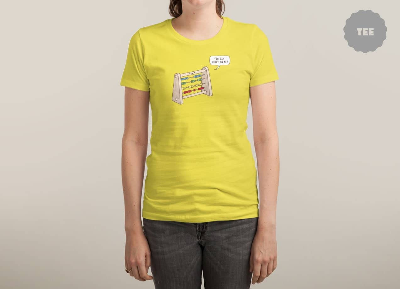 The Ever Reliable Abacus by Jaco Haasbroek | Womens Tee Threadless