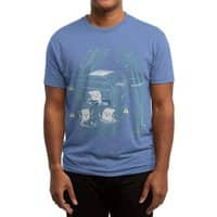 Paper Jam - mens-triblend-tee - small view