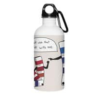 Colorful Language - water-bottle - small view
