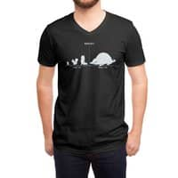 Rodents by Size - vneck - small view