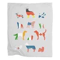 Many Nations Under Dog - blanket - small view
