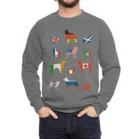 Many Nations Under Dog - crew-sweatshirt - small view