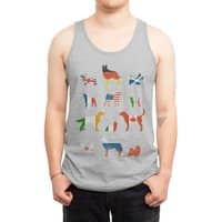 Many Nations Under Dog - mens-jersey-tank - small view