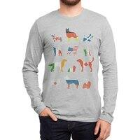 Many Nations Under Dog - mens-long-sleeve-tee - small view