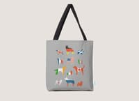 Many Nations Under Dog - tote-bag - small view