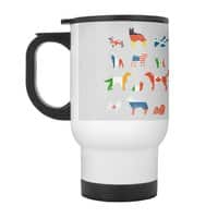 Many Nations Under Dog - travel-mug-with-handle - small view