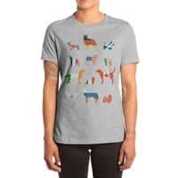 Many Nations Under Dog - womens-extra-soft-tee - small view