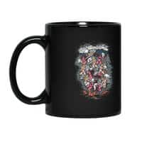 Good vs. Evil - black-mug - small view