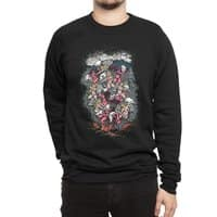Good vs. Evil - crew-sweatshirt - small view
