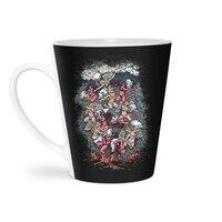 Good vs. Evil - latte-mug - small view