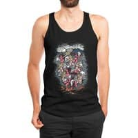 Good vs. Evil - mens-jersey-tank - small view