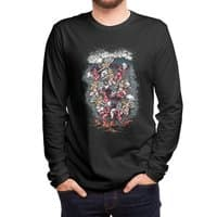 Good vs. Evil - mens-long-sleeve-tee - small view