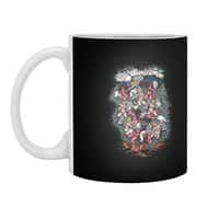 Good vs. Evil - white-mug - small view