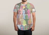 Cyberpunx - mens-sublimated-triblend-tee - small view