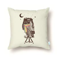 Owlventure - throw-pillow - small view