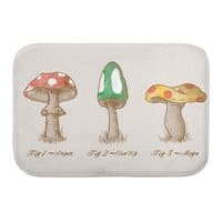 Mario Mycology - bath-mat - small view