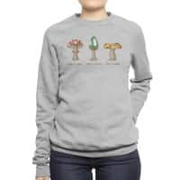 Mario Mycology - crew-sweatshirt - small view