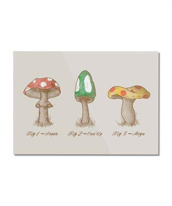 Mario Mycology