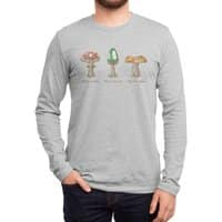 Mario Mycology - mens-long-sleeve-tee - small view