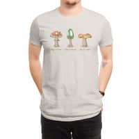 Mario Mycology - mens-regular-tee - small view