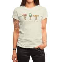 Mario Mycology - womens-regular-tee - small view
