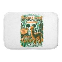 Alpacalypse! - bath-mat - small view