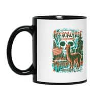 Alpacalypse! - black-mug - small view