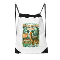 Alpacalypse! - drawstring-bag - small view