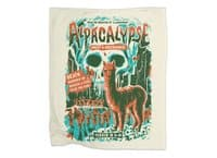 Alpacalypse! - blanket - small view