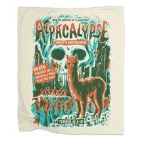 Alpacalypse! - blanket - small view