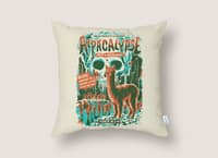 Alpacalypse! - throw-pillow - small view