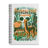 Alpacalypse! - spiral-notebook - small view