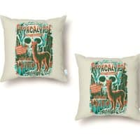Alpacalypse! - throw-pillow - small view