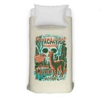 Alpacalypse! - duvet-cover - small view