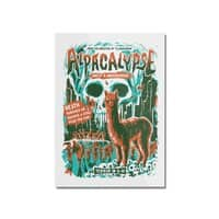 Alpacalypse! - vertical-mounted-acrylic-print - small view