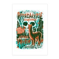 Alpacalypse! - vertical-print - small view