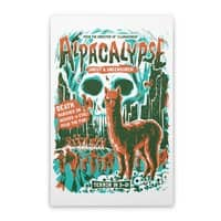 Alpacalypse! - vertical-stretched-canvas - small view