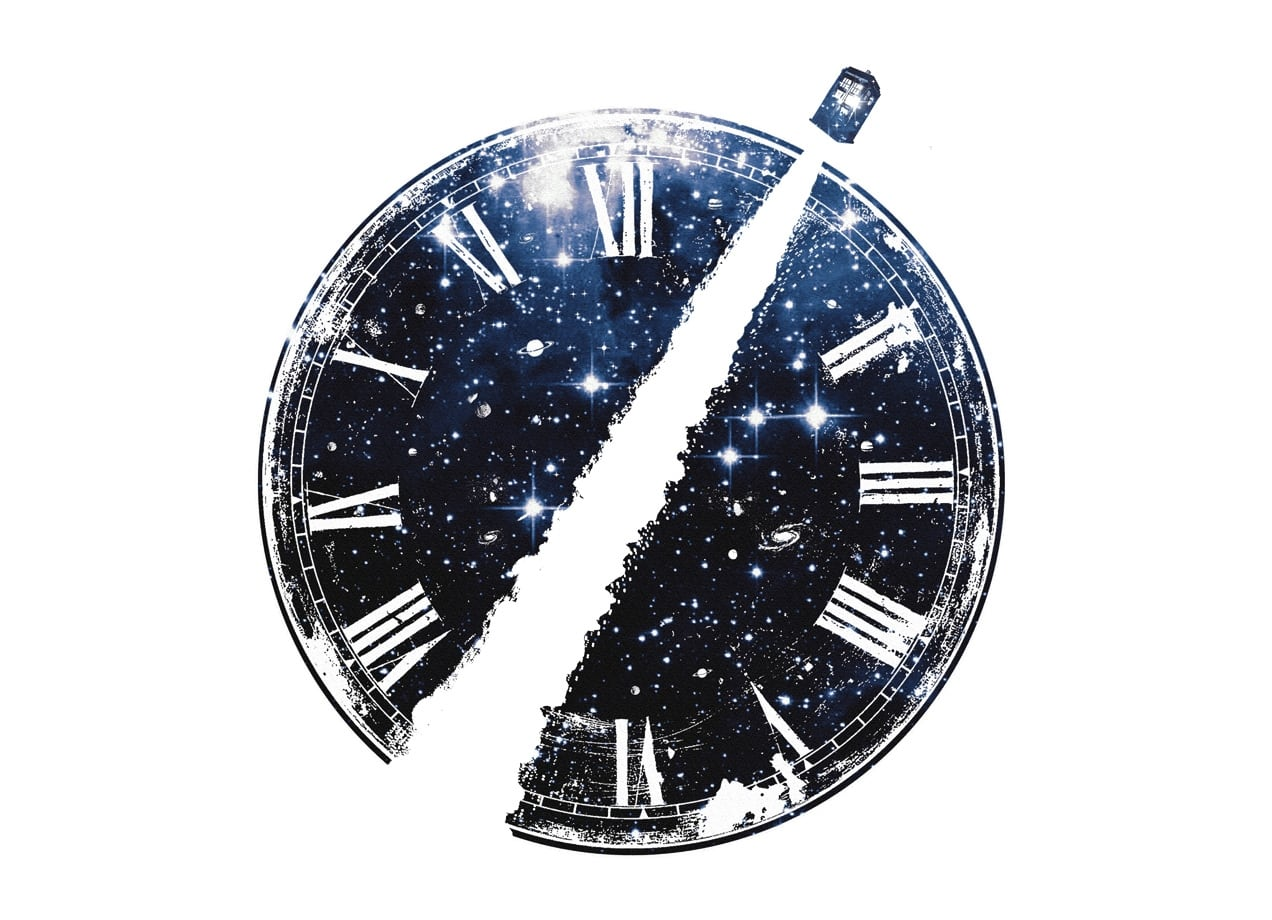 Journey through time and space by leo canham threadless for Time to space