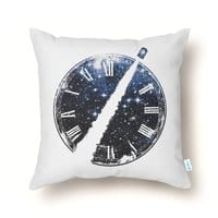 Journey Through Time and Space - throw-pillow - small view