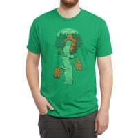 Knitting - mens-triblend-tee - small view