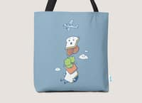 Mid Air Disintegrated - tote-bag - small view