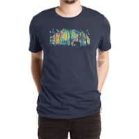 Rainfishorest - mens-extra-soft-tee - small view