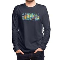 Rainfishorest - mens-long-sleeve-tee - small view