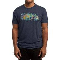 Rainfishorest - mens-triblend-tee - small view