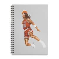 Air Jesus - spiral-notebook - small view