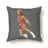 Air Jesus - throw-pillow - small view