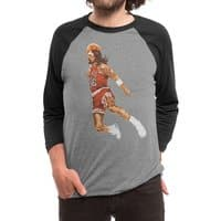 Air Jesus - triblend-34-sleeve-raglan-tee - small view
